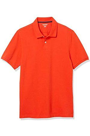 Amazon Hombre Polos - Slim-Fit Cotton Pique Polo Shirt Shirts