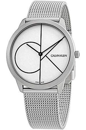 Calvin Klein Hombre Relojes - Reloj de Vestir K3M5115X