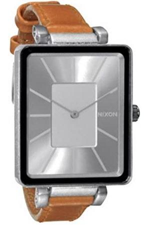 Nixon A273747-00 - Reloj analógico de Cuarzo para Mujer con Correa de Piel