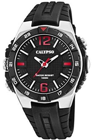 Calypso CalypsoWatchesRelojAnalógicoparaHombredeCuarzoconCorreaenPlásticoK5778/6