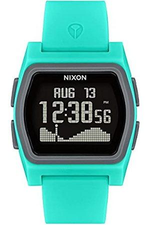Nixon Reloj Hombre de Digital con Correa en Silicona A1236-309-00
