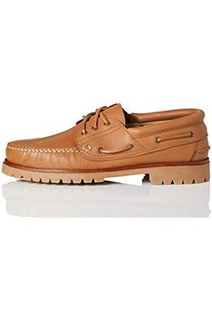 FIND Hombre Loafers - AMZ142 - Leather Náuticos, Zapatos para Hombre