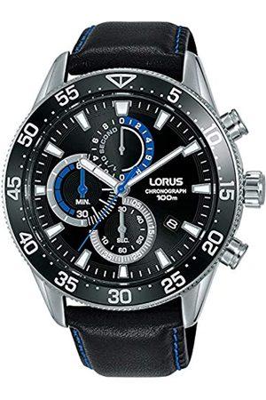 Lorus Reloj Analógico para Hombre de Cuarzo con Correa en Cuero RM343FX9
