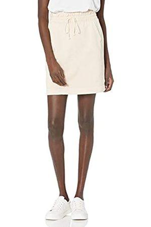 Goodthreads Mujer Faldas - Falda de Forro Polar con Cintura Paperbag