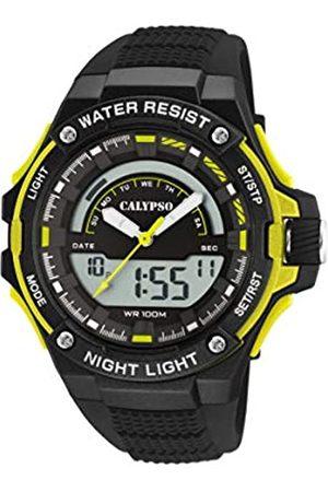 Calypso Reloj Analógico-Digital para Hombre de Cuarzo con Correa en Plástico K5768/1