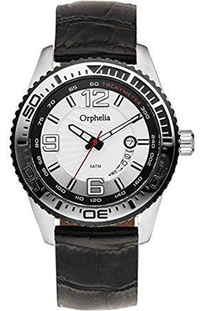 ORPHELIA OR53670684 - Reloj de Pulsera Hombre, Silicona