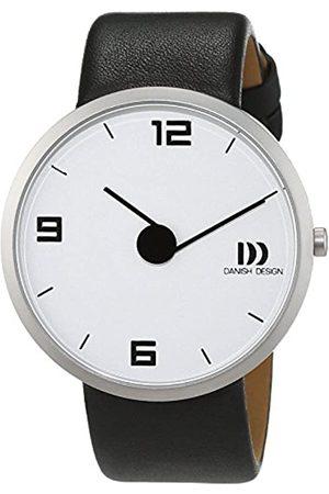 Danish Design Diseño danés eysse-Reloj de Pulsera analógico de Cuarzo de Cuero 3314500