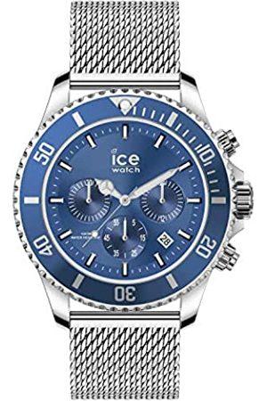 Ice-Watch ICEsteelMeshblue-RelojbluparaHombreconCorreademetal-017668(Large)