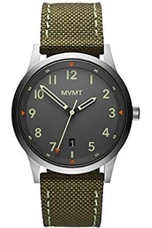 MVMT Hombre Relojes - RelojAnalógicoparaHombredeCuarzoconCorreaenLona28000014-D