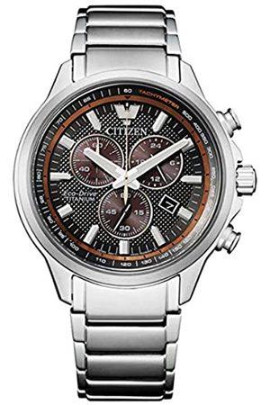Citizen RelojCronógrafoparaHombredeCuarzoconCorreaenTitanioAT2470-85H