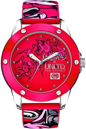 Ecko Reloj Análogo clásico para Hombre de Cuarzo con Correa en Silicona E09530G3
