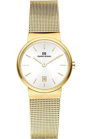 Danish Design Reloj Analogico para Mujer de Cuarzo con Correa en Acero Inoxidable IV05Q971