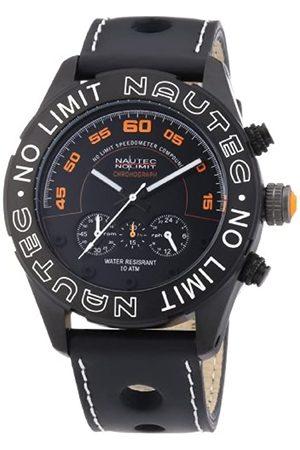 Nautec No Limit Dakkar DK QZ/LTIPBK - Reloj cronógrafo de Cuarzo para Hombre