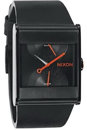 Nixon A039001-00 - Reloj analógico de Cuarzo para Hombre con Correa de Piel