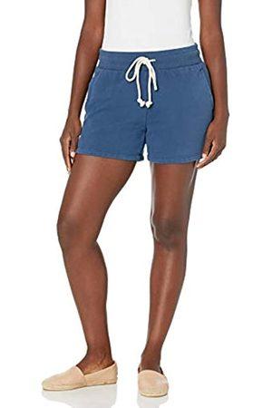 Goodthreads Mujer Casual - Heritage-Pantalones Cortos de Forro Polar Athletic-Shorts