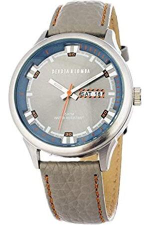 Devota & Lomba Devota & Lomba Reloj Analog-Digital para Mens de Automatic con Correa en Cloth S0334187