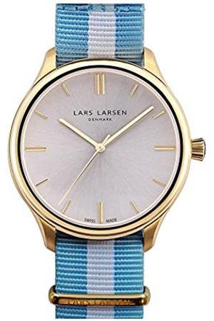 Lars Larsen Hombre Relojes - Silver