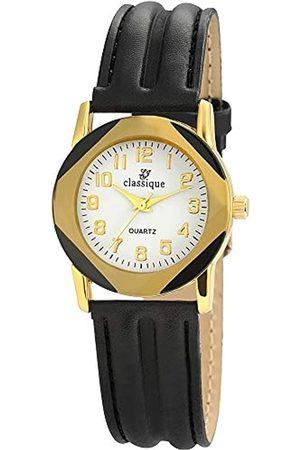 Classique Hombre Relojes - RelojAnalógicoparaHombredeCuarzoconCorreaenCueroRP3550200002