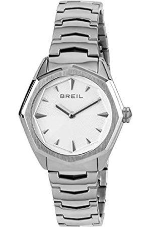 Breil Mujer Relojes - Reloj Analógico para Mujer de Cuarzo con Correa en Acero Inoxidable TW1700