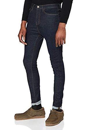 FIND Hombre Pitillos - Vaqueros Super Skinny Hombre, 36W / 32L