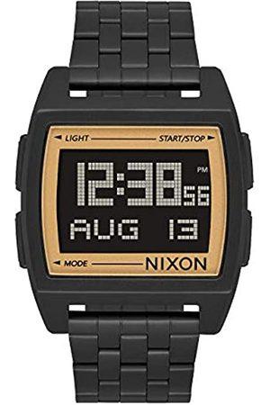 Nixon Relojes - Reloj Unisex Adultos de Digital con Correa en Acero Inoxidable A1107-1031-00