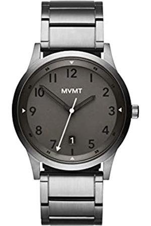 MVMT RelojAnalógicoparaHombredeCuarzoconCorreaenAceroInoxidable28000019-D