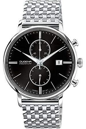 DUGENA Hombre Relojes - Premium - Reloj de Cuarzo para Hombre, con Correa de Acero Inoxidable