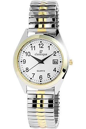 Excellanc Reloj analógico para Hombre de Cuarzo con Correa en Varios Materiales RP1331200001