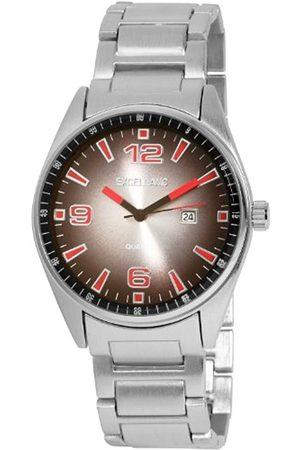 Excellanc Hombre Relojes - Llanc Hombre de Relojes con Metal Banda 284021100062