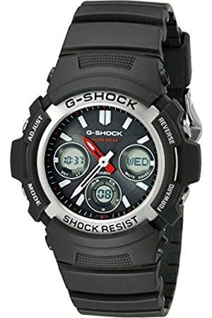 Casio Relojes - Sport-Laufuhren CHF-100-4VER - Reloj unisex de cuarzo con correa de resina