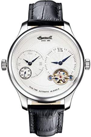 INGERSOLL 1892 IN4400WH - Reloj analógico automático para Hombre con Correa de Piel