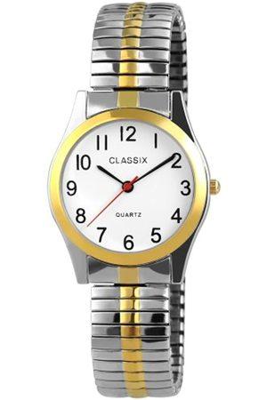 Shahafi GmbH RP7101200002 - Reloj analógico de Cuarzo para Hombre