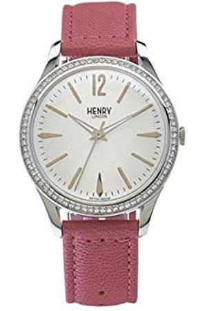 Henry Hombre Relojes - Reloj de Pulsera HL39-SS-0063
