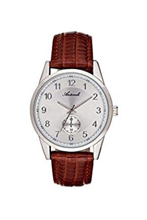Antoneli Hombre Relojes - RelojAnalógicoparaUnisexAdultosdeCuarzoconCorreaenAceroInoxidableAL1771-04