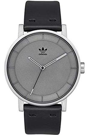 adidas Hombre Relojes - RelojAnalógicoparaHombredeCuarzoconCorreaenCueroZ08-2926-00