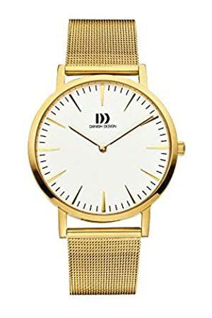 Danish Design Reloj Analógico para Hombre de Cuarzo con Correa en Acero Inoxidable IQ05Q1235