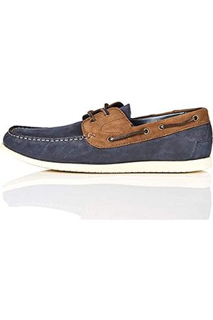 FIND Hombre Loafers - Ardmore_HS01 Náuticos, (Navy Navy)
