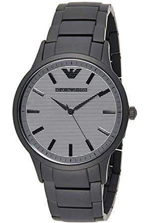 Emporio Armani Reloj Analogico para Hombre de Cuarzo con Correa en Acero Inoxidable AR11259