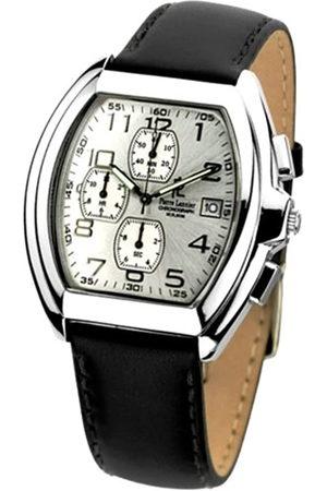 Pierre Lannier 016H123 - Reloj analógico de Cuarzo para Hombre con Correa de Piel