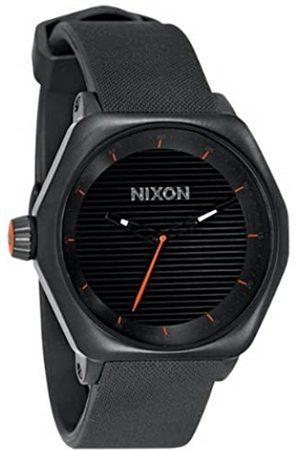 NIXON A159001-00 - Reloj Digital de Cuarzo para Hombre con Correa de plástico