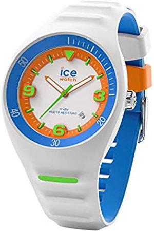 Ice-Watch Hombre Relojes - P. Leclercq White colour - Reloj bianco para Hombre con Correa de silicona - 017595 (Medium)