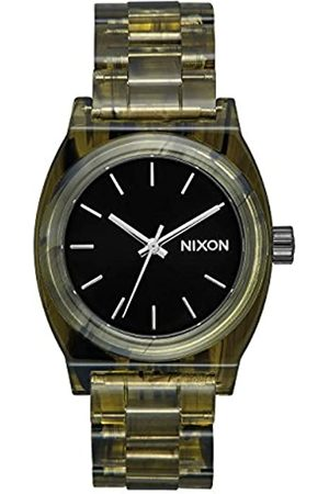 Nixon Reloj Analógico para Mujer de Cuarzo con Correa en Ninguno A1214-333-00