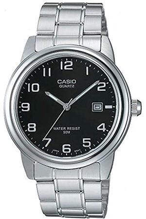 Casio Hombre Relojes - Collection MTP-1221A-1AVEG, Reloj Analógico con Pantalla de Neón