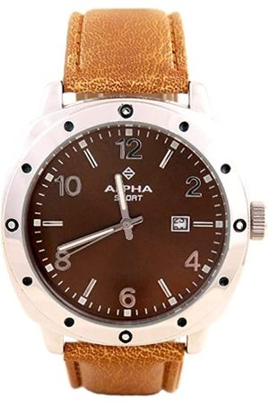 Alpha Saphir 194F - Reloj de Caballero de Cuarzo