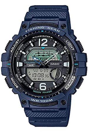 Casio Hombre Relojes - Reloj Informal WSC-1250H-2AVEF