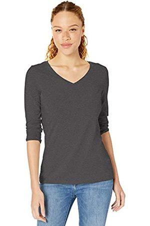 Amazon 3/4 Sleeve V-Neck T-Shirt fashion-t-shirts