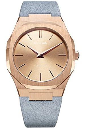 Milano D1 Reloj Analog-Digital para Unisex-Adult de Automatic con Correa en Cloth S0327553