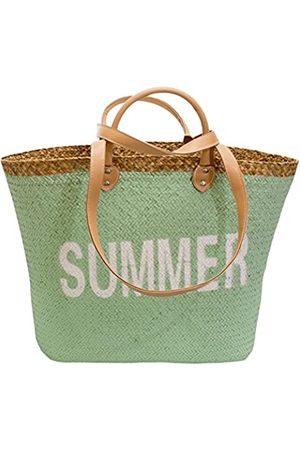 ARTE REGAL Paja Summer 49315 Bolsa de Tela Y de Playa
