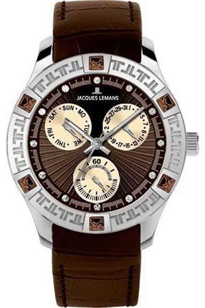 Jacques Lemans Mujer Relojes - Rome 1-1492E - Reloj de Mujer de Cuarzo