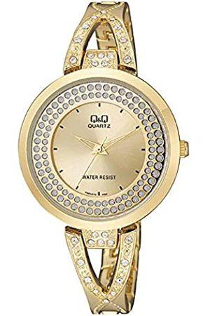 Q&Q Hombre Relojes - Reloj Informal F529J010Y